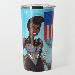 Commander Helen Grace Travel Mug
