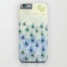 Peacock Sea iPhone 6s Slim Case
