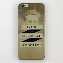 Swansea - Allchurch iPhone Skin