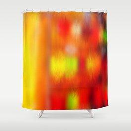 Luminous lanterns of Vietnam Shower Curtain