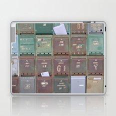 Mailboxes I Laptop & iPad Skin