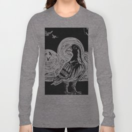 Proud Pigeon Long Sleeve T-shirt
