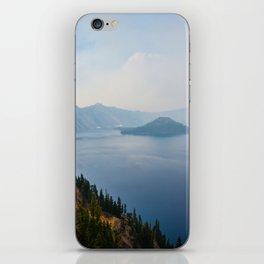 Crater Lake, Oregon iPhone Skin