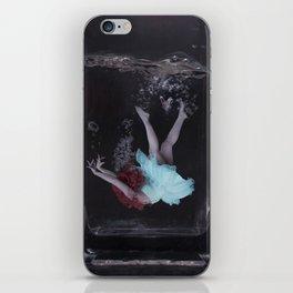 I Tried To Drown My Sorrows iPhone Skin