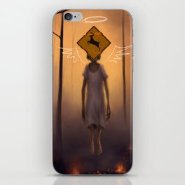 Zones Without People iPhone Skin