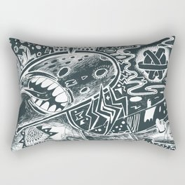 void party Rectangular Pillow