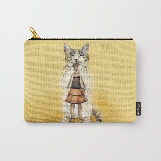 Big cat Carry-All Pouch