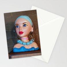 Mannequin - Detroit, MI Stationery Cards