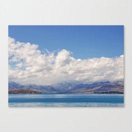 Lake Tekapo 1 Canvas Print