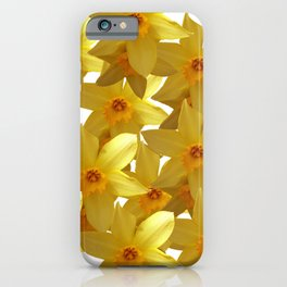 My Daffodils iPhone Case