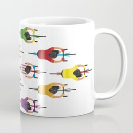 Cycling Squad Coffee Mug