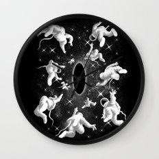 Space Orgasm Wall Clock