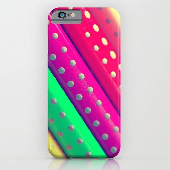 Rainbow Colors iPhone & iPod Case