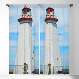 North Cape Lighthouse Blackout Curtain
