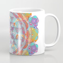 Serendipity Sri yantra Coffee Mug