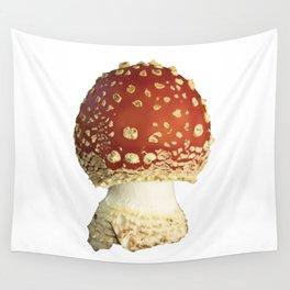 Amanita Muscaria Fungi Wall Tapestry