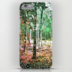 :: Walk in the Woods :: iPhone 6 Plus Slim Case