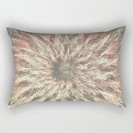 Meeting Mahadeva Rectangular Pillow