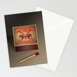 Fratelli Mefisto Stationery Cards