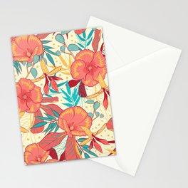 Down Under Desert Rose Stationery Cards