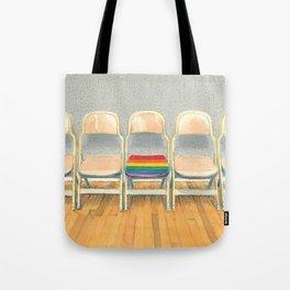 Rainbow Chair Umhängetasche