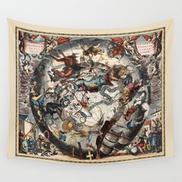 Constellations of the Southern Sky Wall Tapestry