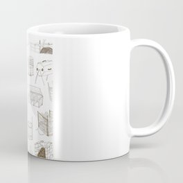 Cover, Contain, COMPOST- 1 of 3 Coffee Mug