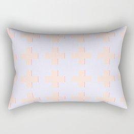 CROSSES Rectangular Pillow