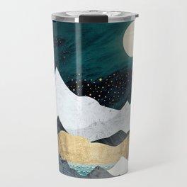 Ocean Stars Travel Mug