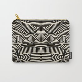 Kuna Indian Pajaros Carry-All Pouch