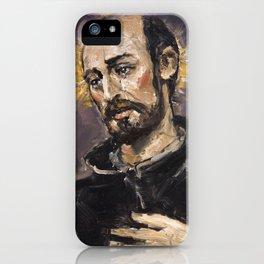 Saint Ignatius of Loyola iPhone Case
