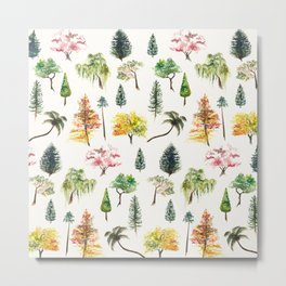 Tree paradise Metal Print