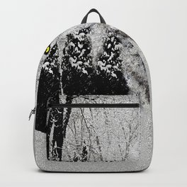 WINTER WOLF Backpack