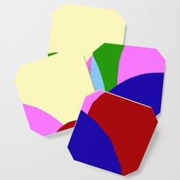 Abstract Coaster