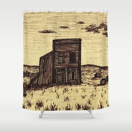 Bodie Shower Curtain