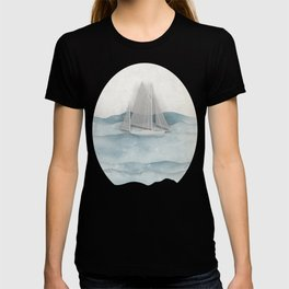 Floating Ship T-shirt