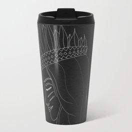 Tribal girl Travel Mug