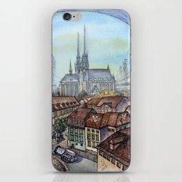 Czech Republic, Brno - 2117 iPhone Skin