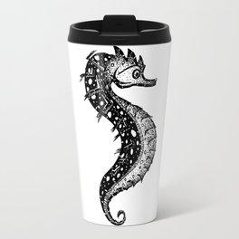 Hippocampus, little fella Travel Mug