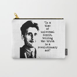 George Orwell Carry-All Pouch