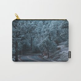 Cold Dark Road  Carry-All Pouch