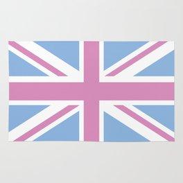 Union Jack Light Rug