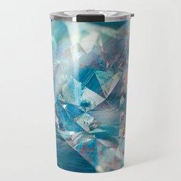 Aqua Crystal Travel Mug