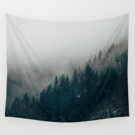The Mist Wall Tapestry