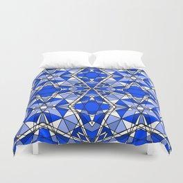 Blue Sapphire Duvet Cover