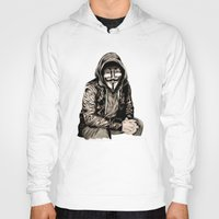 gangster Hoodies featuring Anonymous Gangster by 13 Styx