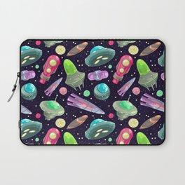 funny UFO Laptop Sleeve