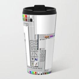 1995 Digital Art Travel Mug