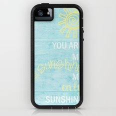 YOU ARE MY SUNSHINE iPhone (5, 5s) Adventure Case