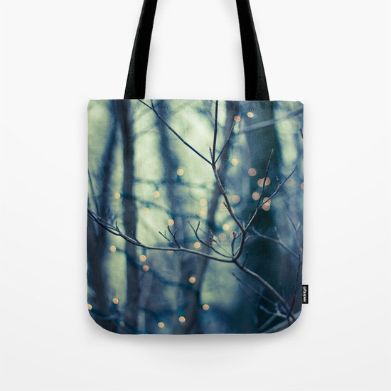 Woodland Holiday  Tote Bag
